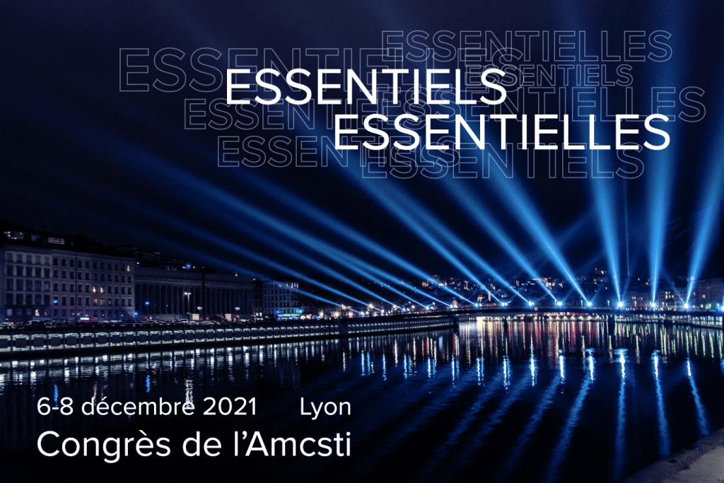 Congrès de l'Amcsti 2021