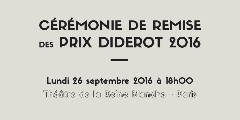 Ceremonie Diderot 2016-01