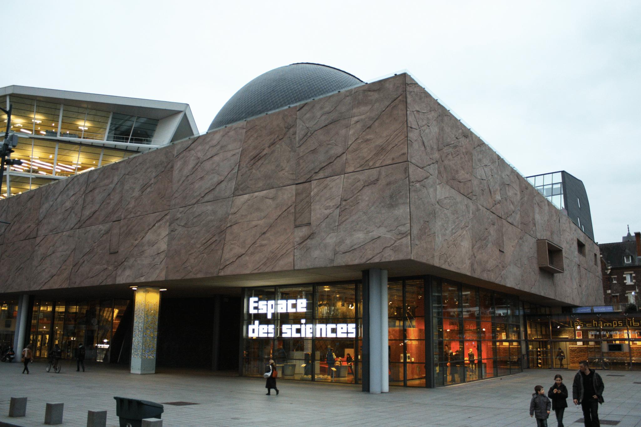 Espace des sciences - Amcsti