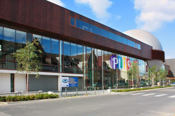 LE PLUS - Palais de l'Univers et des Sciences