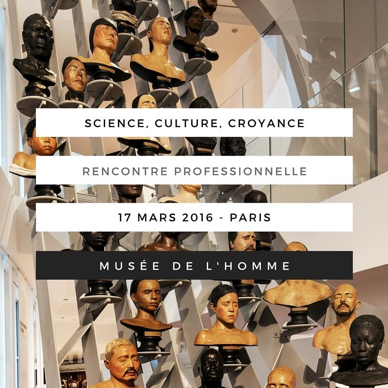 Science culture croyance
