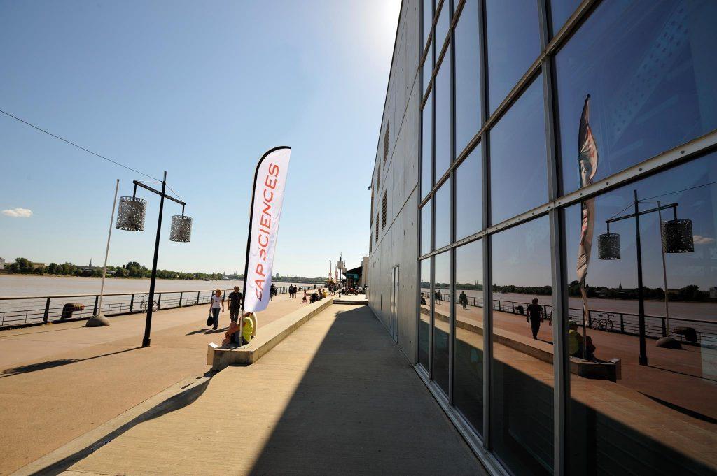 Les 5, 6 et 7 juillet 2017, le congrès de l'Amcsti investit la ville de Bordeaux et la région Nouvelle Aquitaine en partenariat avec Cap Sciences.