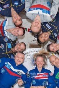 Astronautes cite espace