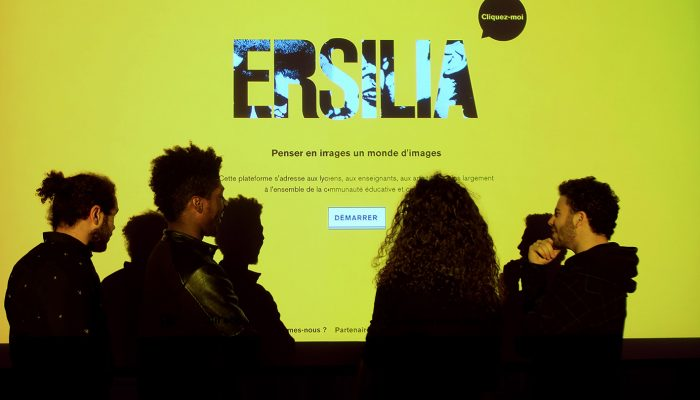 ERSILIA, plateforme numérique d'éducation à l'image