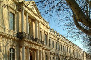 Université d'Avignon maison de la recherche