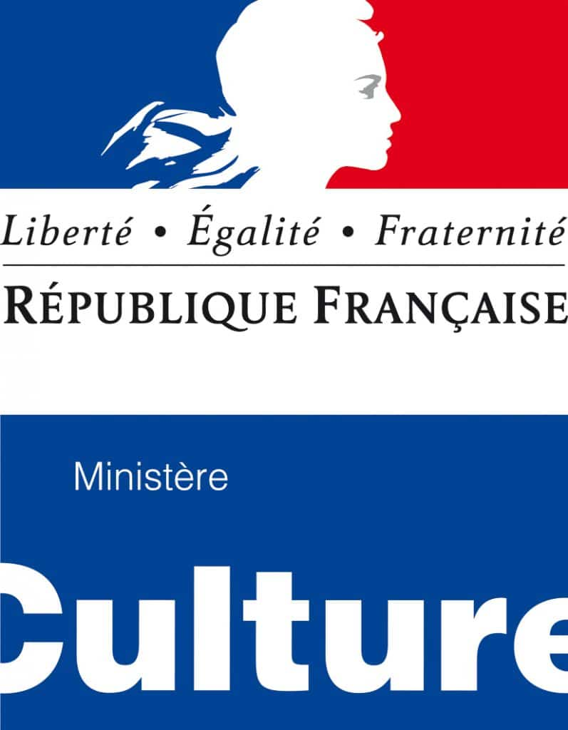 LOGO OFFICIEL MINISTERE CULTURE