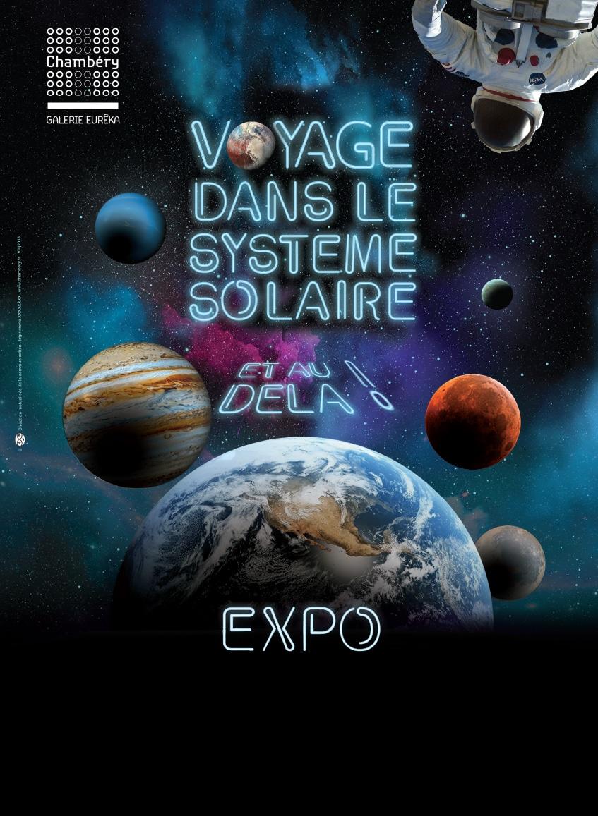 Voyage Dans Le Systeme Solaire Et Au Dela Amcsti