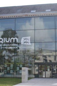 atrium rouen