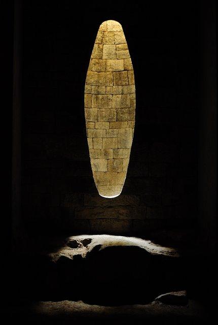 Andy Goldsworthy, Refuge d'Art, La Forest